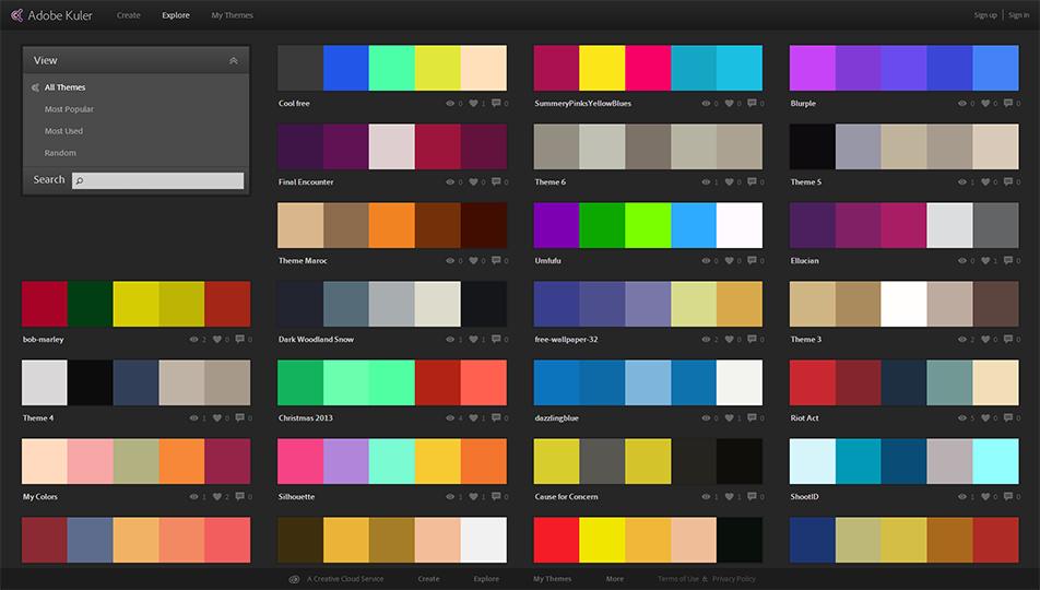 Las hojas de estilo y los colores que ayudan en una web - PARTE I ...