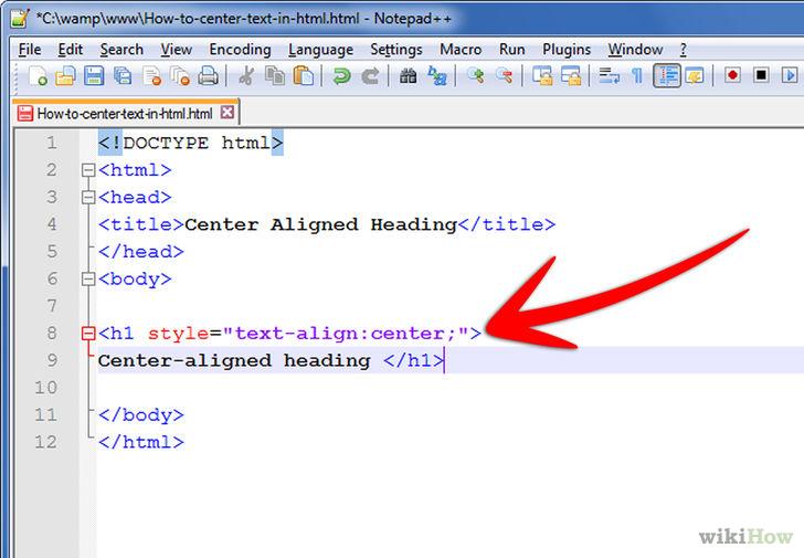 El alineamiento de una imagen con el html el blog de las for Html5 center div