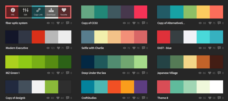 Las tonalidades o colores en un sitio web el blog de las p ginas webs - Que colores combinan con el lila ...