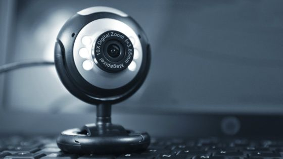 Activación remota de cámara web