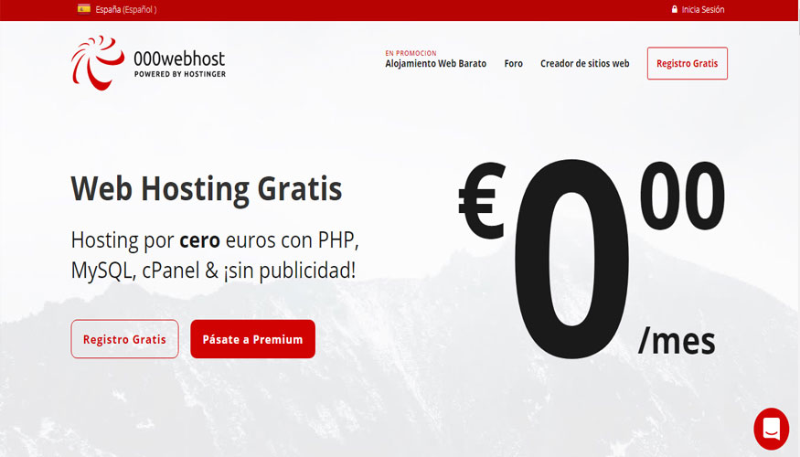 host gratuitos 000webhost