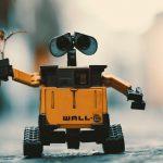 Marty el robot de juguete