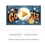 Doodle homenaje a George Méliès