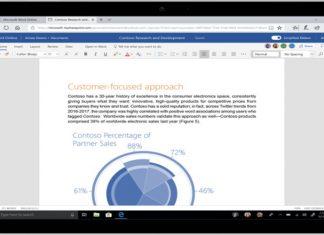 Microsoft Office alista nuevo diseño