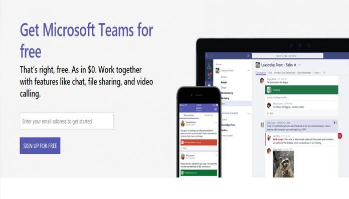 Teams de Microsoft ahora cuenta con una versión gratuita - El blog