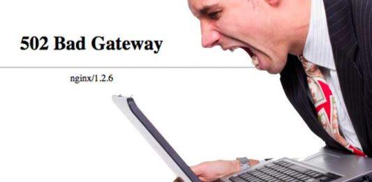 Cómo corregir el error 502 Bad Gateway paso a paso