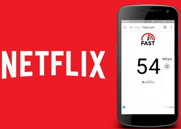 Netflix actualiza su test de velocidad FAST e incluye mejoras