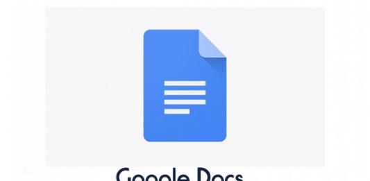 Google Docs empleará inteligencia artificial en su corrector gramatical