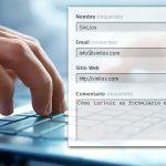 Cómo instalar y crear formularios con Contact Form 7