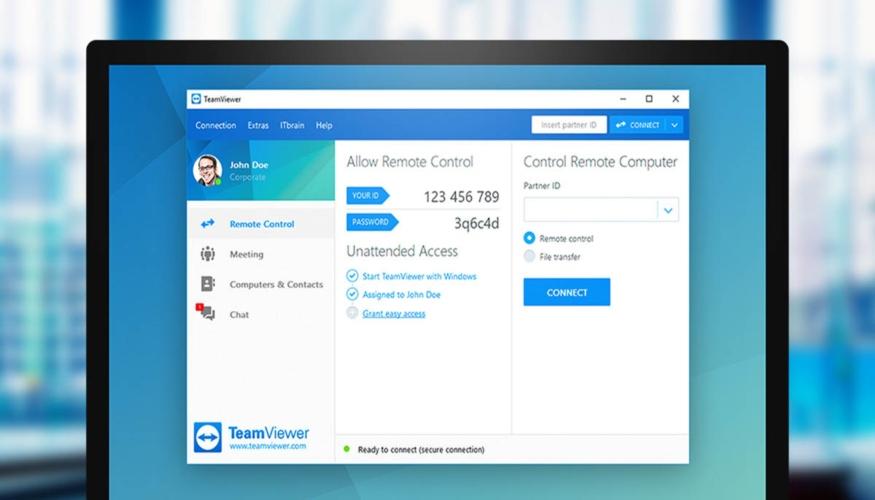 Acceder a tu ordenador desde otro dispositivo con TeamViewer