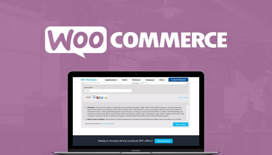 ocultar mercancía agotada Cómo añadir shortcodes en WooCommerce