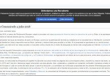 Wikipedia cierra su web por 36 horas en protesta