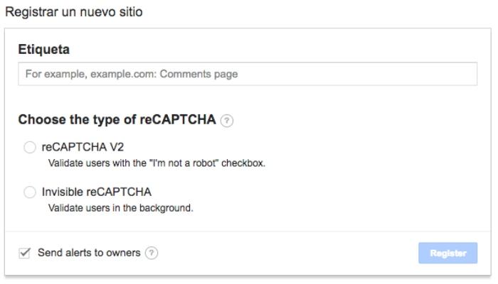 Cómo configurar Google reCaptcha en WordPress