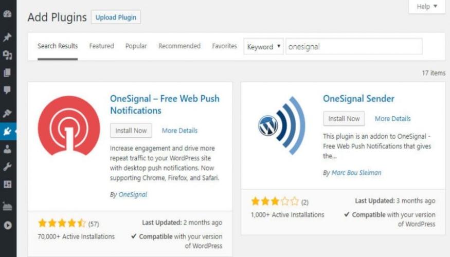 Pasos para añadir notificaciones push en tu página web