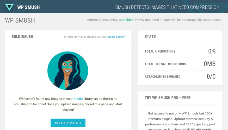 Cuatro plugins para optimizar imágenes en WordPress