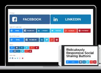 Cómo implementar botones de redes sociales en tu web comercial