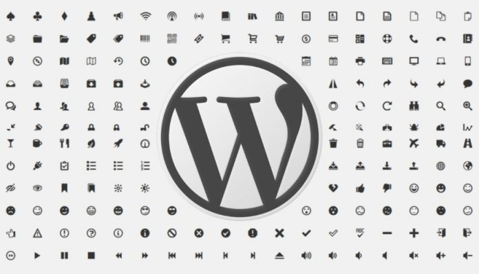 Pasos para quitar los dashicons de portada en WordPress