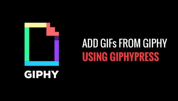 Tutorial para añadir GIFs a entradas en WordPress