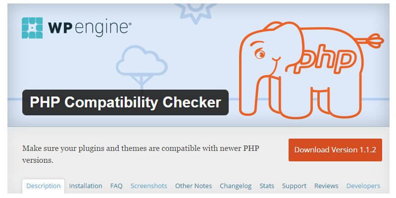 Verifica si los plugins de tu web son compatibles con PHP