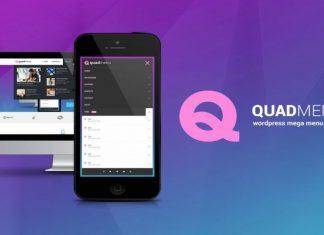 Con el plugin QuadMenu Mega podrás crear categorías en WordPress