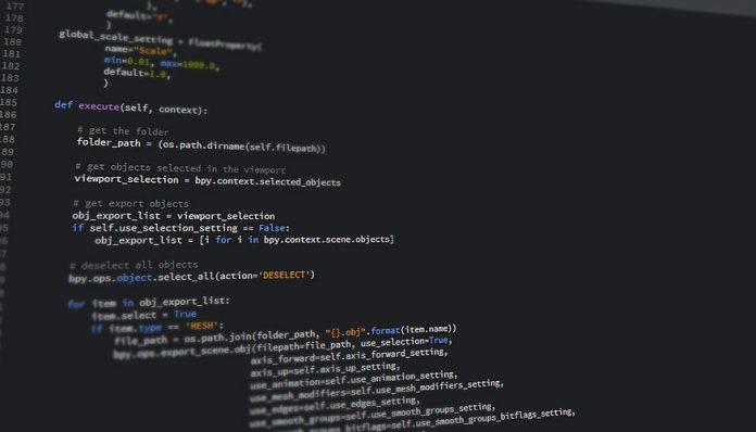 programar en python