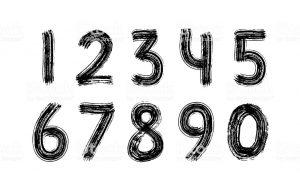 tipografía a mano alzada