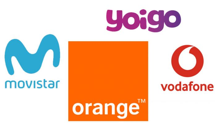 movistar, yoigo, vodafone y orange multa