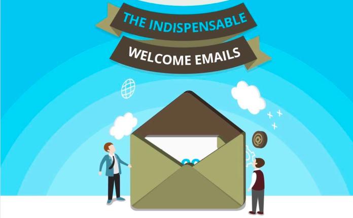 la importancia del email de bienvenida