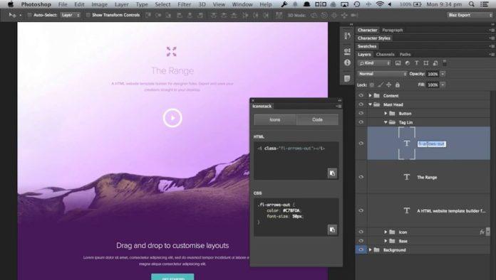 cómo aprender a utilizar tu photoshop para diseño web
