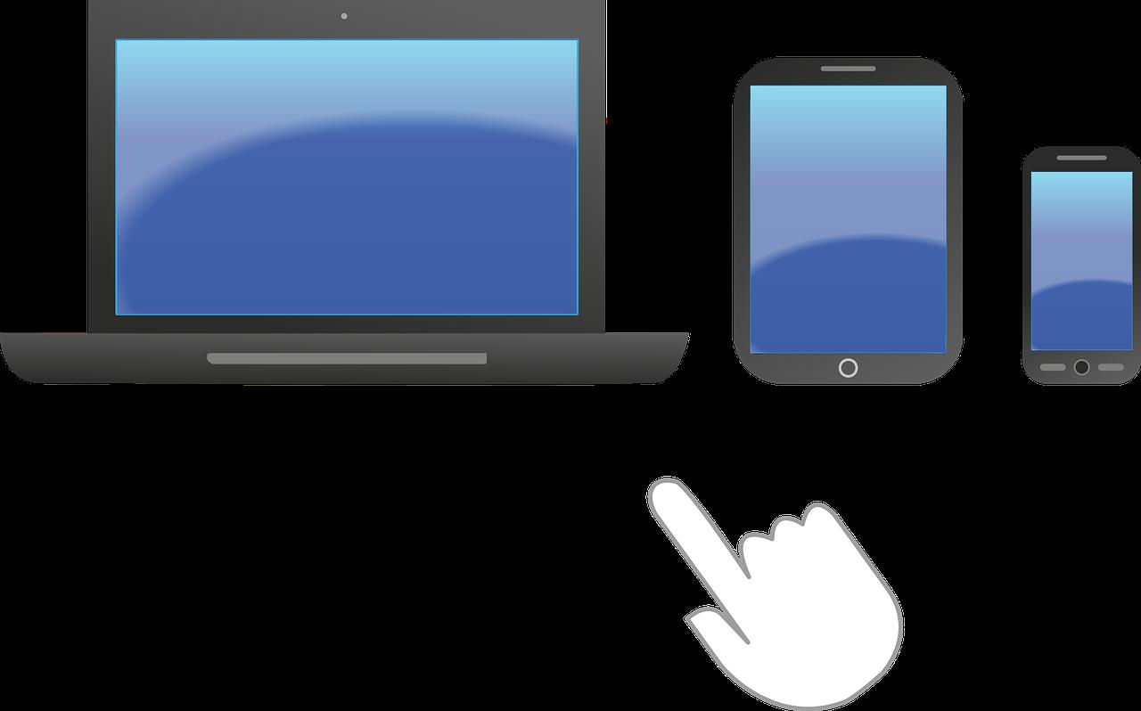 Diseños webs responsivos