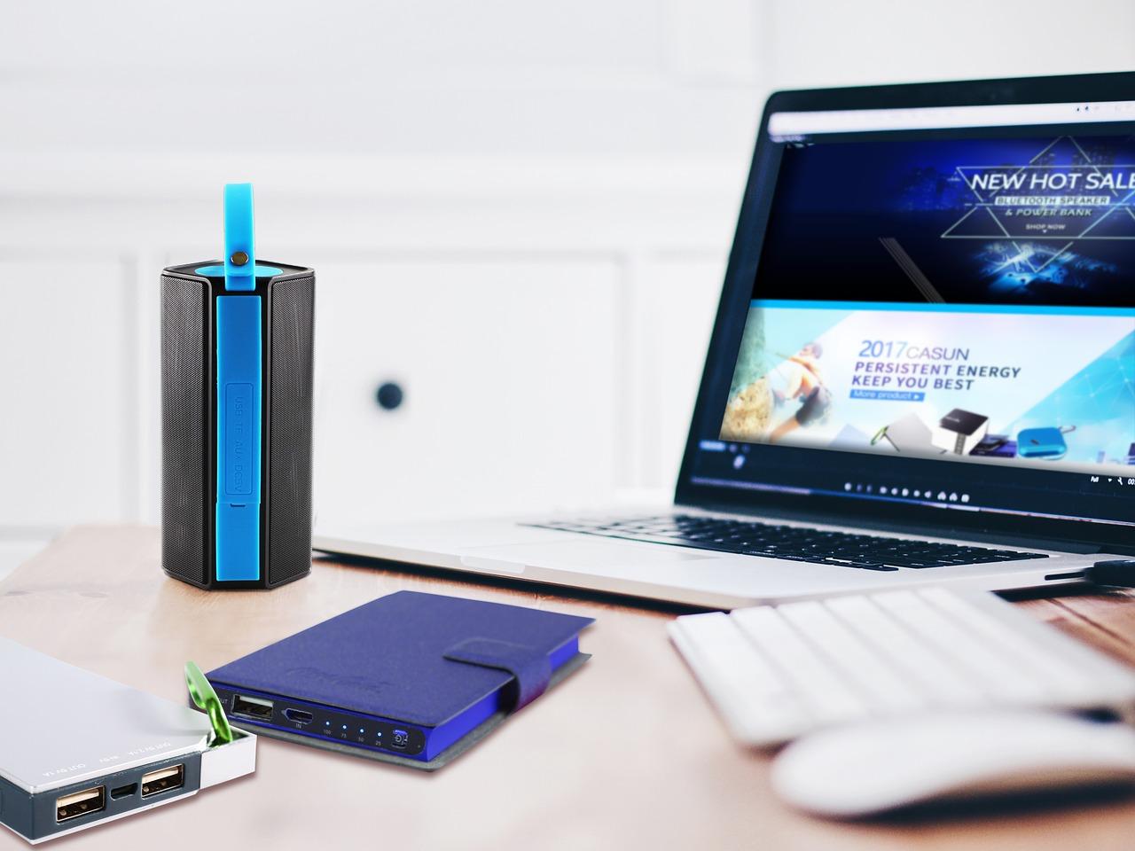 powerbank para ordenadores portatiles