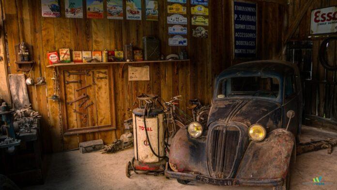 plantillas webs para talleres de coches